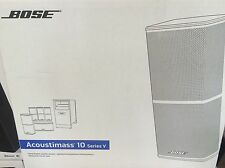 Bose Acoustimass 10 Series V Home Theatre Speaker System Black