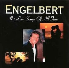 ENGELBERT HUMPERDINCK #1 Love Songs Of All Time - 10 GREAT TRACKS - NEW CD