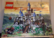 Lego Castle 6098 King Leo's Castle  * BRAND NEW * MISB * VERY RARE *