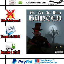 Sir, You Are Being Hunted PC Action NEU Steam-Gift-Link