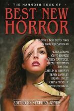 The Mammoth Book of Best New Horror: The Year's Best Terror Tales (Mammoth Book
