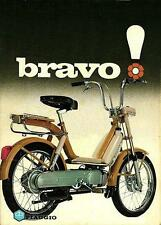 VESPA CIAO PIAGGIO BRAVO SI SCOOTER WORKSHOP MANUALs for PV PX PXV SIM Mopeds