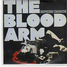 (ED979) The Blood Arm, Suspicious Character - 2002 DJ CD