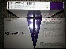 Microsoft Visual Studio Professional 2013, SKU C5E-01018, Full Retail,Sealed Box