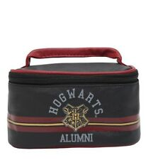 Harry Potter Hogwarts Alumni Train Case Cosmetic Makeup Bag New With Tags!