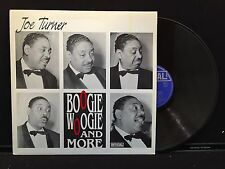 Joe Turner – Boogie Woogie And More on Official Records 6028 Denmark