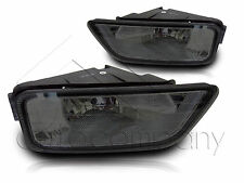 04-08 Acura TL Fog Light JDM w/Wiring Kit & Wiring Installation - Smoke