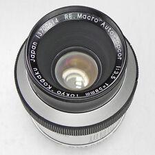 Topcon RE 58mm f3.5 Auto-Macro  #13700614