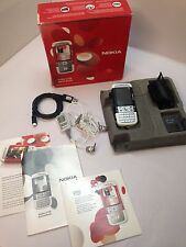 Cell Phone Nokia 5700 XpressMusic Black Mint Condition Original Boxed UNLOCKED