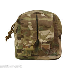 OPS / UR-TACTICAL SMALL GENERAL PURPOSE POCKET IN CRYE MULTICAM (MC-SGP)