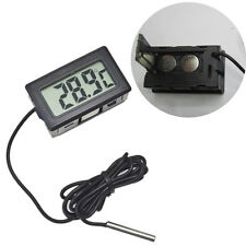 New Digital Electronic Thermometer Embedded Temperature Probe Water Temperatures