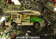1/64 RV Motor Home Christmas Ornament Coachman Forest River Vacation Class C
