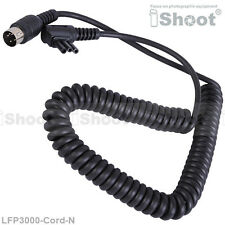 External Flash Battery Pack Power Supply Cord Cable for Nikon SB910/SB900/SB800