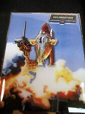STAR WARS Boba Fett Slave One 1 Pin NASA shuttle le 150 MADE 2010 CELEBRATION V