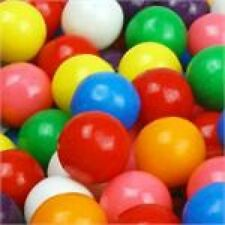 1000 COUNT 1/2 HALF INCH 15MM DUBBLE BUBBLE GUMBALLS BULK CANDY PARTY GOODY BAG