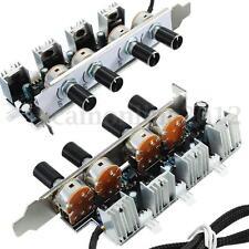 PC 4 Canale 3-Pin Regolatore di Velocità di Potenza DC 12V PER Elettrici Ventole