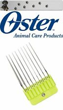 OSTER MOSER MAX 45 CHOICE ANDIS AESCULAP STAINLESS STEEL ATTACHMENT COMB 38 MM