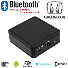 HONDA In Car Music Bluetooth Aux In Interface For iPhone Android w/ USB Charging
