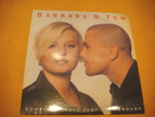 Cardsleeve Single CD BARBARA & TOM Sometimes Love Just Ain't Enough 2TR 1998