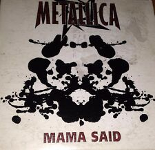 Metallica Mama Said CD Single Super Rare 1996 (Edit) (Demo) James Hetfield Load