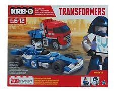 KRE-O Kre-O Transformers Optimus Prime & Mirage 209 Pieces