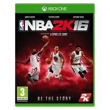 NBA 2K16 Xbox One Game Brand New