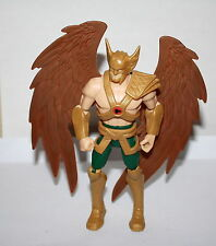 DC Universe Comics Total Heroes Hawkman action figure loose