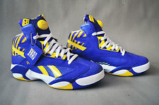 Reebok Shaq Attaq US9.5 Oneal tiger pump air zoom nba lakers magic orlando