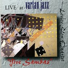 Leviev-Slon Quartet / Jive Sambas - Live at Vartan Jazz - 11 TRACK MUSIC CD F774