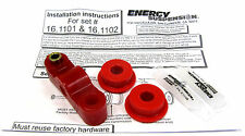 Energy Suspension Shifter Bushings Honda Civic  CRX  SOHC D-Series Red