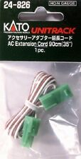 Kato N   Unitrack AC Extension Cord  KAT24826