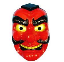 Japanese OMEN MASK RED TENGU NEW