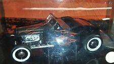 1/18 HIGHWAY 61 HARLEY - DAVIDSON  1929 FORD MODEL A HOT ROD BLACK rd