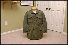 Greek M51 Us M65 Army Jacket - Large