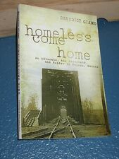 HOMELESS COME HOME by Benedict Giamo (RARE) FREE SHIPPING 9780268029814