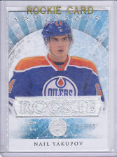 2012-13 Artifacts #RED209 Nail Yakupov XRC rookie Card /699