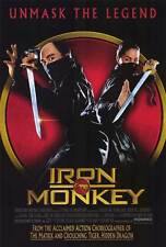 IRON MONKEY Movie POSTER 27x40 Rongguang Yu Donnie Yen Jean Wang Yee Kwan Yan
