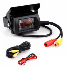 18 LED Anti Fog IR Night Vision Waterproof Car Rear View Reverse Backup Camera