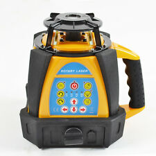 ROTATING LASER LEVEL/SELF-LEVELING ROTARY 500M ELECTRONIC AUTO-CONTROLLED
