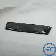 New Front Black Paint License Plate Frames Holder Fit AUDI A8 A8 Quattro 06-10