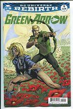 GREEN ARROW #9 - NEAL ADAMS REBIRTH VARIANT COVER - DC COMICS/2016