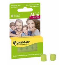 OHROPAX mini Silicon Ohrstöpsel 8 St
