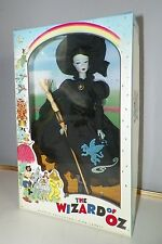 BARBIE WIZARD OF OZ COLLECTORS EDITION PINK LABEL 2010 WICKED WITCH O WEST NIB