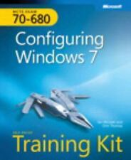 MCTS Self-Paced Training Kit (Exam 70-680): Configuring Windows® 7-ExLibrary