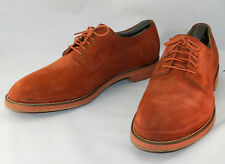 'Cole Haan Mens South St.Plain Toe Oxford Shoes Brick 12M