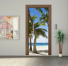 Door Sticker - Self-Adhesive Vinyl Decal - Fridge Decal - Wallpaper - model 1415