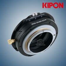 Kipon Tilt Shift Adapter for M42 mount to Canon EOS M Camera