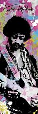JIMI HENDRIX PAINT SPLASH DOOR POSTER (158x53cm) TRIPPY NEW LICENSED ART
