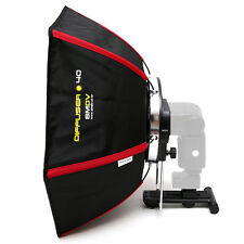 "NEW SMDV Softbox Hexagon Diffuser 40 17"" for Speedlight Speedlite Quantum Flash"