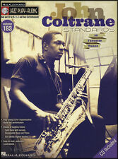 John COLTRANE STANDARD JAZZ Play-Along MUSIC BOOK & tracce di supporto CD Bb, Eb, c